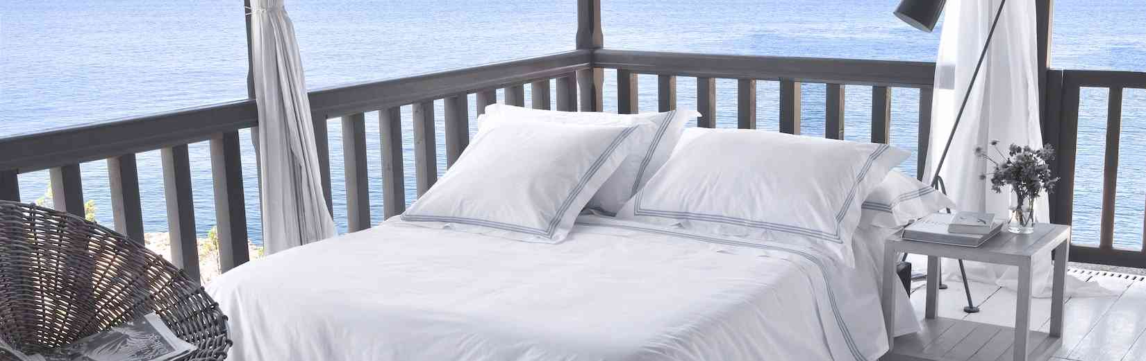 European Oxford Pillowcase