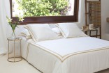 Formentera_280_Thread_Sateen_Honey_Fitted_Sheet_Double_Border