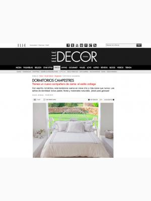 DEIA Living en ELLE DECOR España