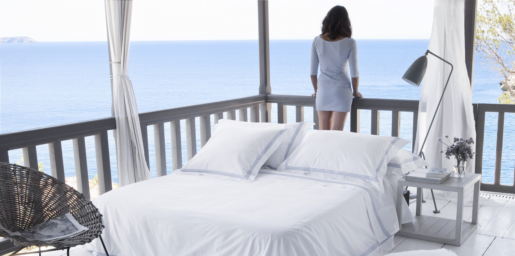 The bed in which you sleep
